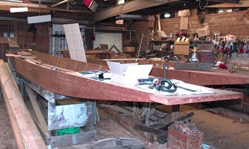 Escape Ship Rebuilding Shop