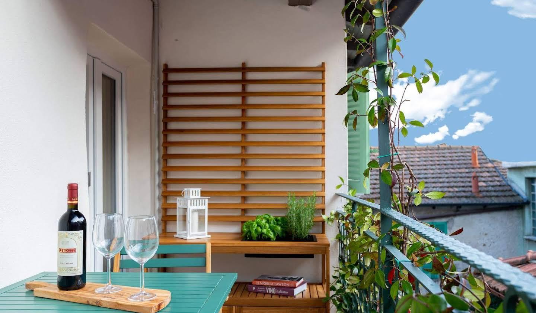 Appartement avec terrasse Belgirate