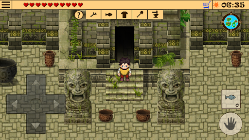 Survival RPG 2 - Temple ruins adventure retro 2d 3.7.11 screenshots 4