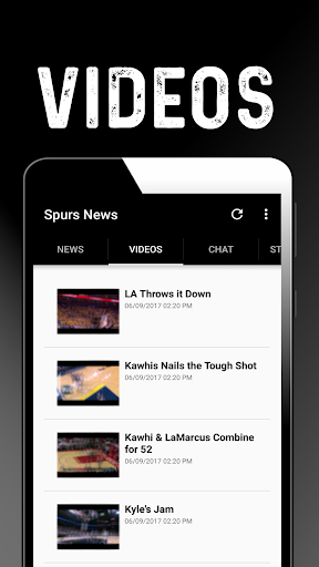 San Antonio Basketball News: Spurs 1.0.44 screenshots 2