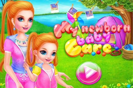 My Newborn baby Care for PC