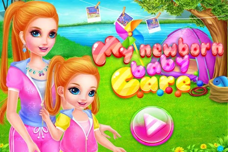 Tải Game My Newborn baby Care