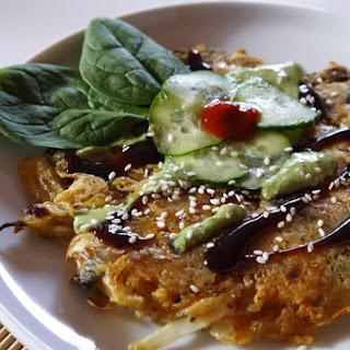Vegan Japanese Omelette