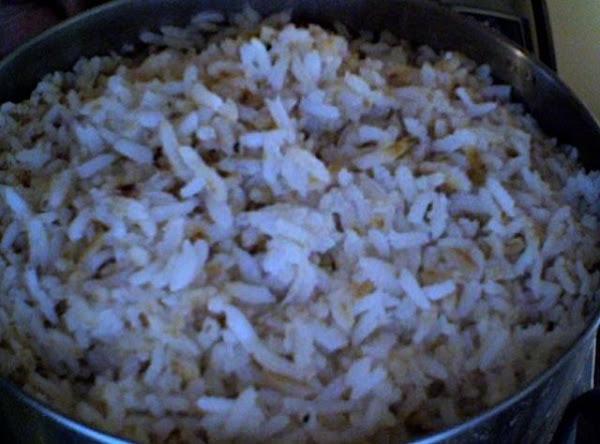 Bobby Fay's Easy Fluffy Rice Recipe