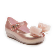 Mini Melissa Ultra Girl Bow PUMP
