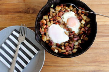 Farmer's Breakfast Skillet