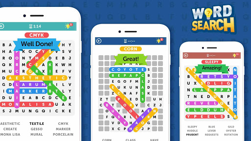 Word Search  screenshots 16