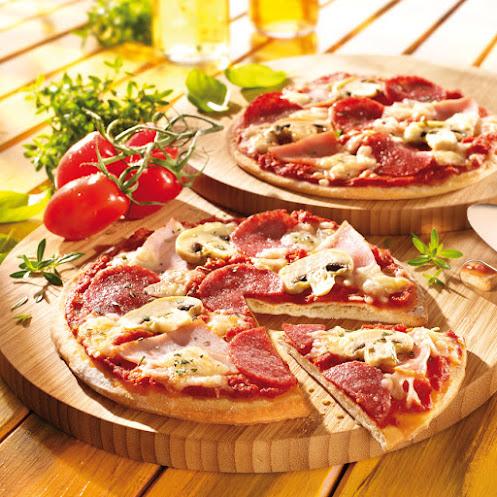 Abbildung Mini-Pizza Speciale