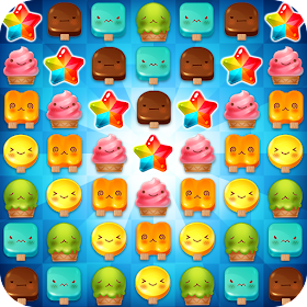 Ice Cream Party : Puzzle Game Mania