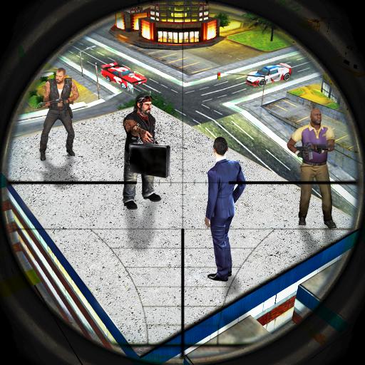 City Sniper Survival Army Shooting Adventure