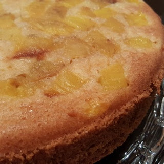 Mango Upside Down Cake.