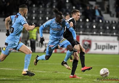 OFFICIEEL: Fall (Charleroi) tekende in de late uurtjes van Transfer Deadline Day nog bij andere Belgische eersteklasser