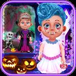 Halloween Monster Girl Dressup Icon