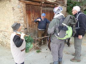 Photo: en Hornija encontramos a Manuel y Dionisia