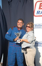Photo: Chris Quinteros getting his trophy 2nd place FV2 Submitted by Kim Madrid