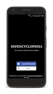 Defencyclopedia- screenshot thumbnail