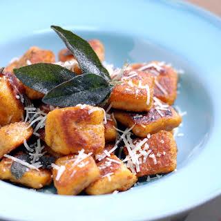 Sweet Potato Gnocchi.