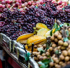 Photo: A shot taken at a market in New York's Chinatown. Posted for #worldmarketsfriday curated by +Ken Ilioand +Lauri Novak