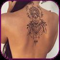 Tattoos Maker Photo Editor icon