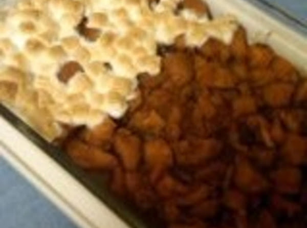 Candied Sweet Potatoes Recipe