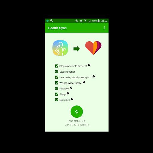 Health Sync  screenshots 1