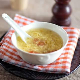 Egg Drop Soup.
