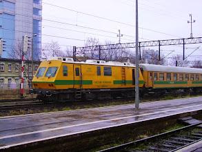 Photo: Jelenia Góra: Drezyna Pomiarowa EM-120-01