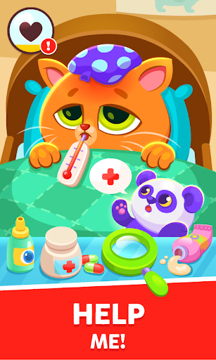 Bubbu – My Virtual Pet 1.56 Cheat screenshots 1