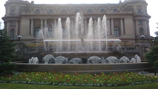 What to visit in center of Bucharest