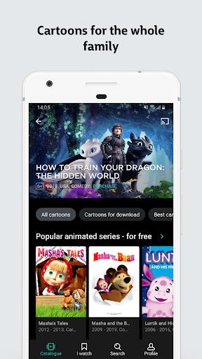 MEGOGO - TV and Movies screenshot 5