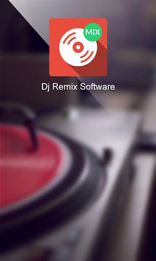 Dj remix software