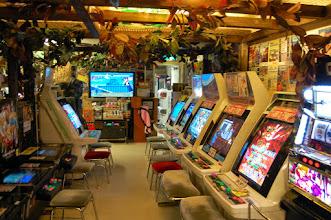 Photo: ma future salle de jeux