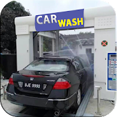 Car Wash Games Service Station