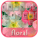 Pink Droplet Floral for PC-Windows 7,8,10 and Mac
