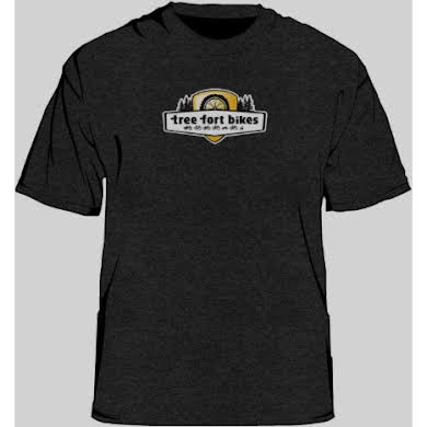 Tree Fort Bikes American Apparel Logo T-Shirt
