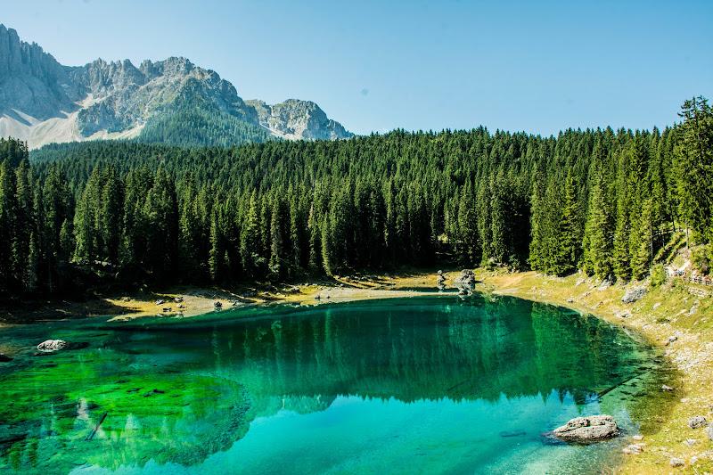 Magic Trentino - Lago di Carezza di Maria Luisa
