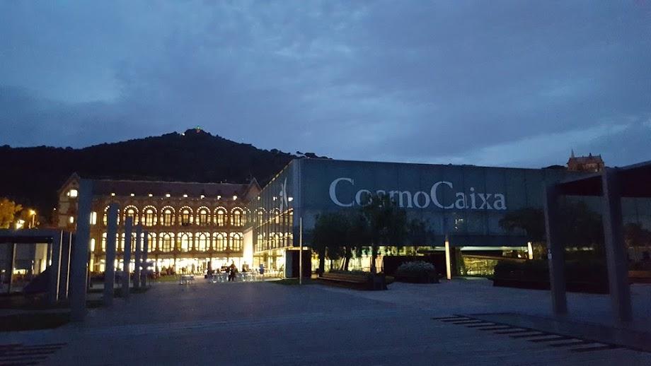 Foto CosmoCaixa Barcelona 8