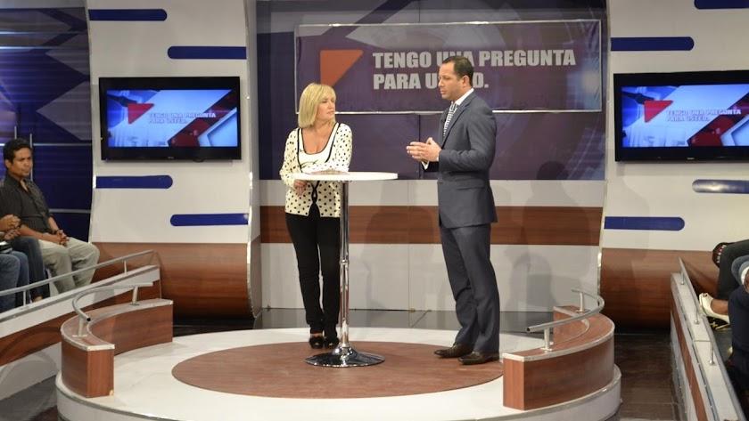 La comunicadora Carmen Pérez Borja, Carmen Borja, es una embajadora de Almería.