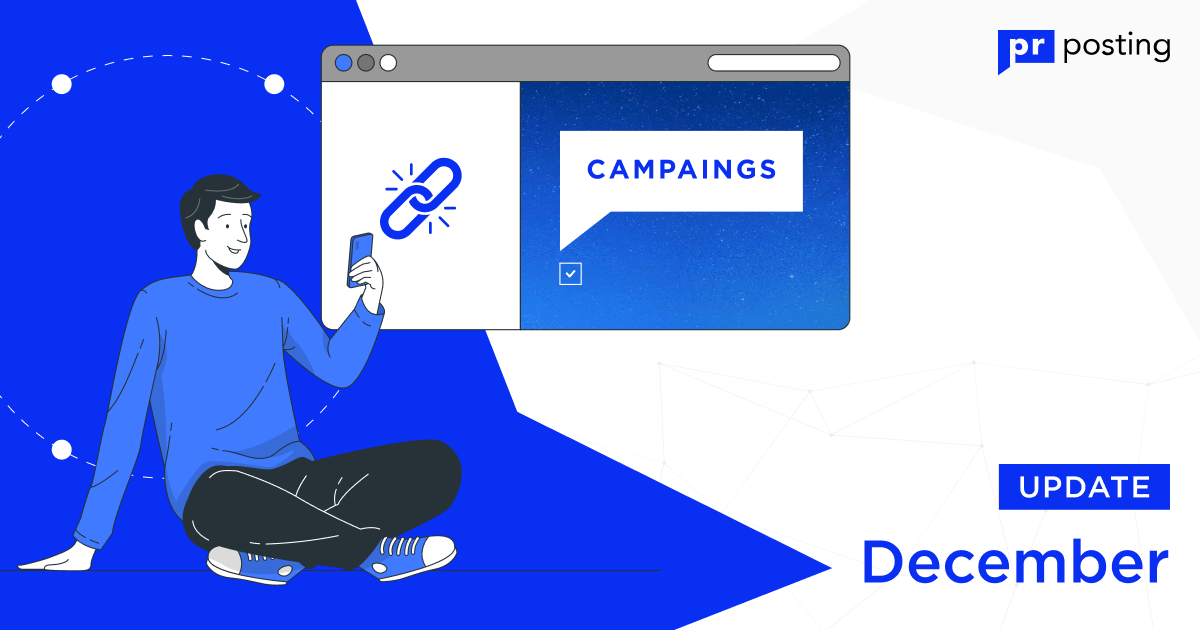 Campaigns - a new tool to sort projects