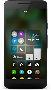 Control Center - Control OS11 PRO Screenshot