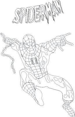Homem Aranha Desenhos E Riscos