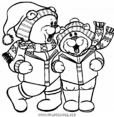 Ursinhos para o natal