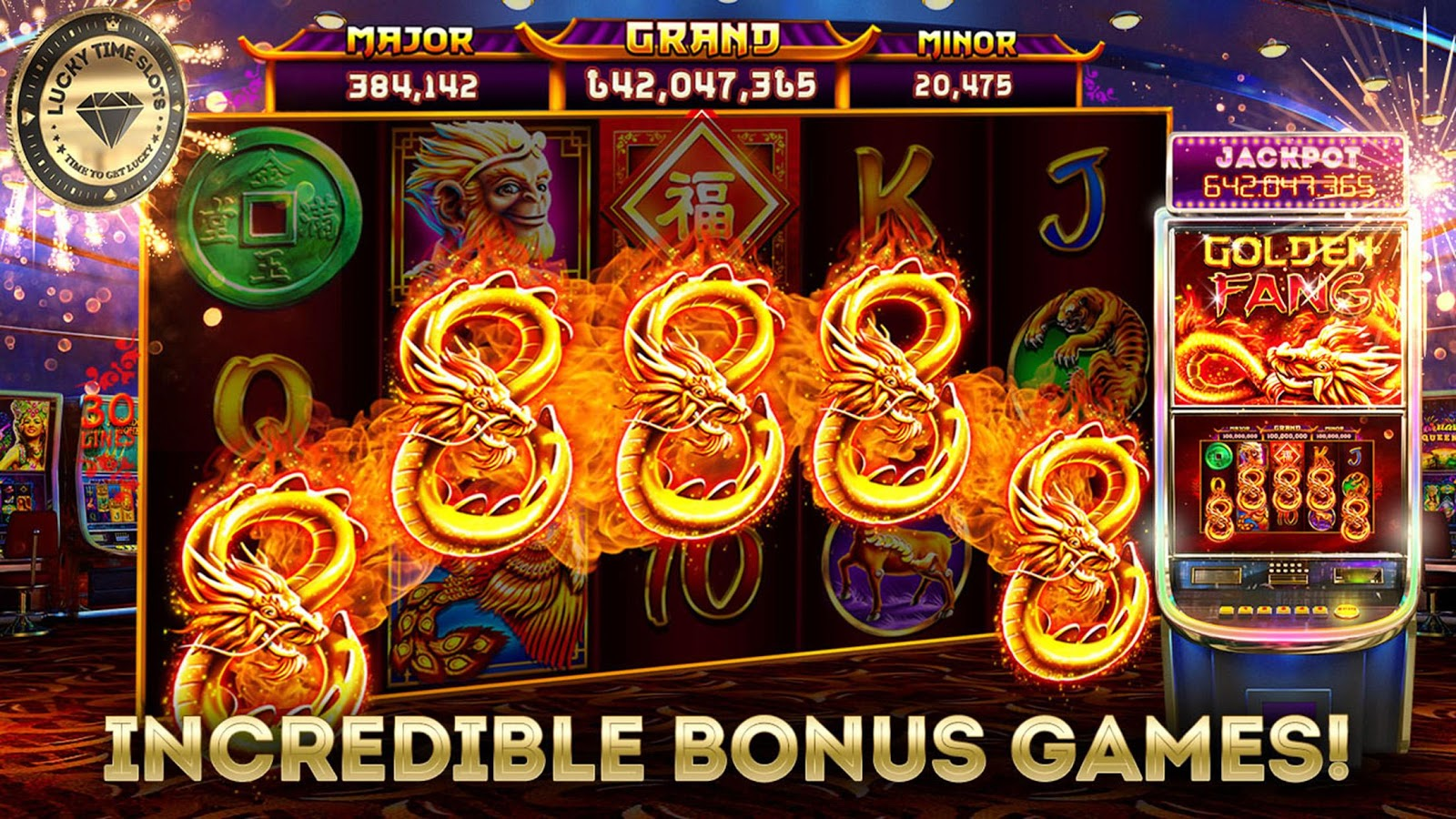 Luckys Empire Slots - Try Playing Online for Free