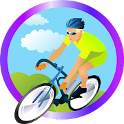 3D City Bicycle - Addictive Bicycle Simulator game