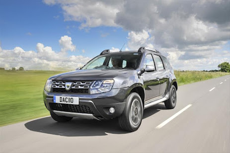 Duster is just £14,495