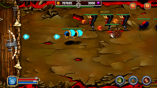Monster Defender screenshot 2