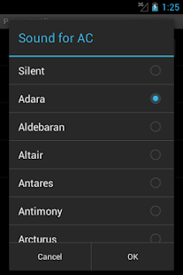 Power Notifier Screenshot