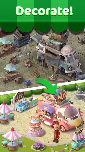 Jellipop Match: Open your dream shop! 6.7.6 screenshots 2