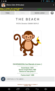Free Monkey- screenshot thumbnail