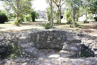 Photo: Ek Balam ruins